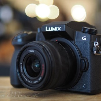 Rent Panasonic Lumix G7 And 25mm 1.7 Lens