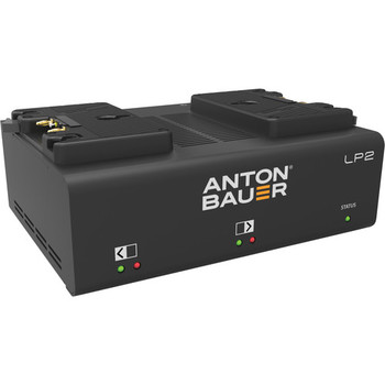 Rent Anton Bauer LP2 Gold Mount Battery Chargers