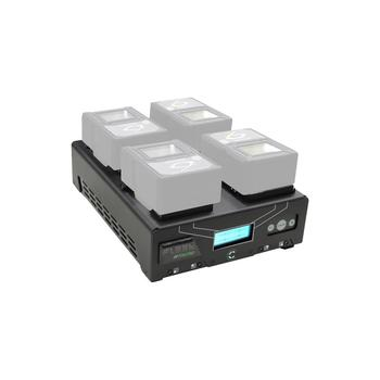 Rent Fleet Micro 3A Digital Quad Charger for Gold Mount Batteries