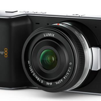 Rent Blackmagic Pocket Cinema Camera