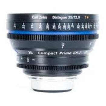 Rent Zeiss CP.2 25mm T2.1 (1 of 2)