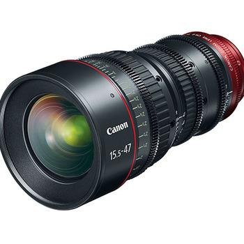 Rent Canon CN-E 15.5-47 Zoom PL Mount