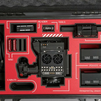 Rent RED DSMC2 GEMINI KIT - 5K Dual ISO Lowlight Cinema Camera Package