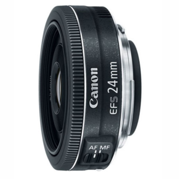 Rent Canon EF-S 24mm f/2.8 STM Lens