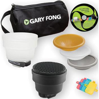 Rent Gary Fong Speedlight Modifier Kit