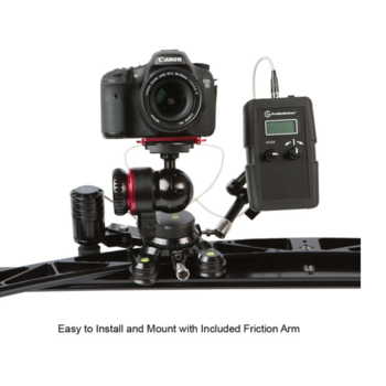 "Rent ProMediaGear PMG-DUO Straight/Curved Slider with Motor Control & Case (48"")"