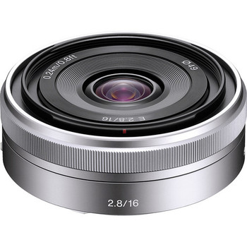 Rent Sony E 16mm T2.8 Wide Angle Lens