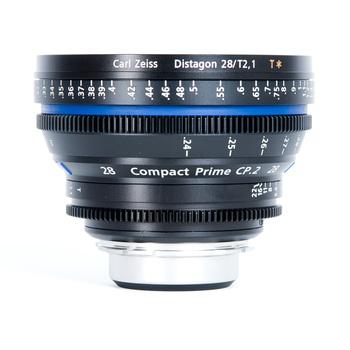 Rent Zeiss CP.2 28mm T2.1