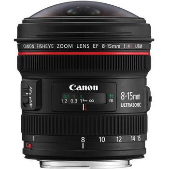 Rent Canon 8-15mm f/4L