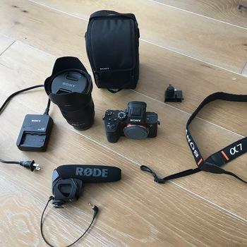 Rent Sony A7R III - Brand New - Sony 24-70 f/2.8 GM Lens