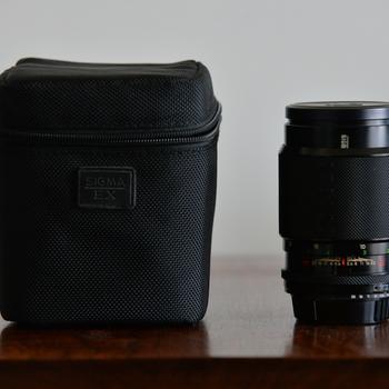 Rent Vintage Sigma 135mm Lens for Nikon