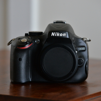 Rent Nikon D5100 with Custom Glass