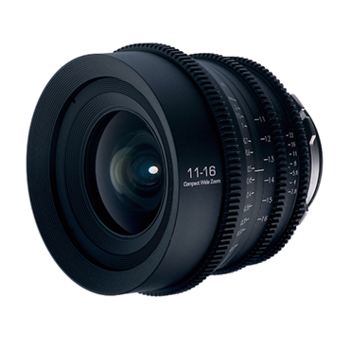 Rent G.L. Optics 11-16mm MKII PL Mount Zoom Lens