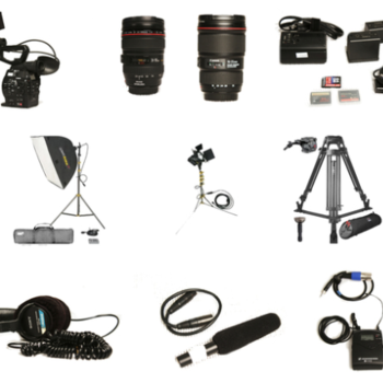 Rent *** Canon C300 Full Video Production Kit ***
