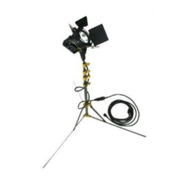 Rent 3 Lowell Tungsten Balanced Lights With Stands + Accessories