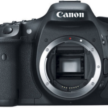 Rent Canon EOS 7D DSLR (Body) + batteries, charger and CF cards