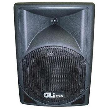 "Rent GLI Pro XJAM15LED Professional 15"" 2-Way Molded Powered Speaker"