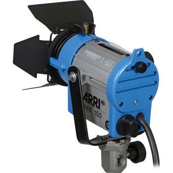 Rent ARRI 150 Watt Tungsten Fresnel Light w/ Barndoors