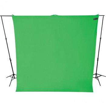 Rent Westcott 130 Wrinkle-Resistant Chroma-Key Backdrop (9 x 10', Green Screen)