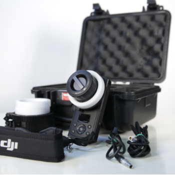 Rent DJI wireless follow focus