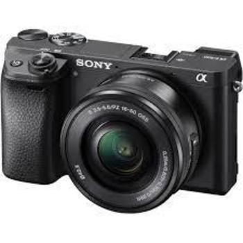 Rent Sony a6300 mirrorless DSLR 4K