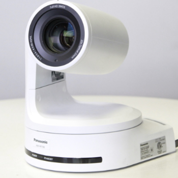 Rent Panasonic AW-HE130 PTZ camera White