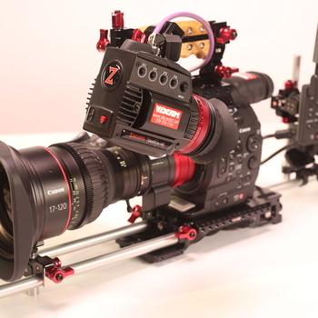 Rent Canon C-300 Mark II