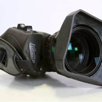 """Rent Fujinon XS17X5.5 BRM-M38 1/2"""" zoom lens with adapter"""