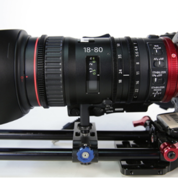 Rent Canon 18-80 F4 zoom lens with rocker