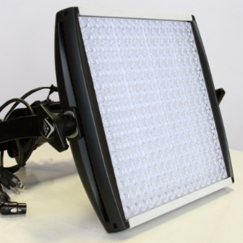 Rent Astra LitePanel Bi-Color light with stand and chimira