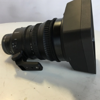 Rent Sony 18-110mm E-mount lens