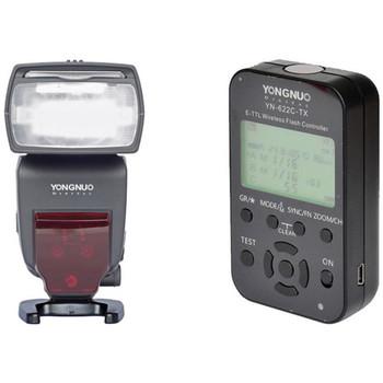 Rent Yongnuo YN-560 III Speedlight Flash for Canon  w/ Wireless Transmitter