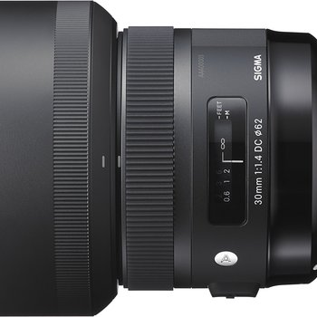 Rent Sigma 30mm f1.4 Art DC HSM Lens for Nikon
