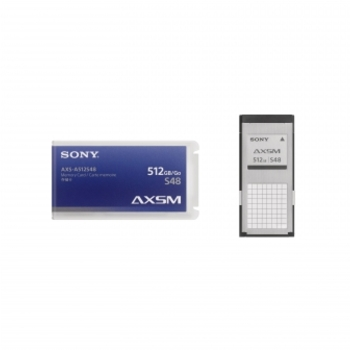 Rent Sony Venice  media cards AXS-A512 S48
