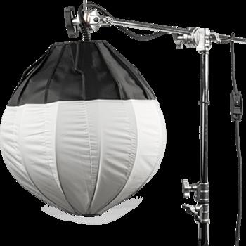 Rent Ikan LLAN-19 inch Pro China Ball Light w/ 1000w 3200K Bulb
