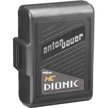 Rent (4) Anton Bauer DIONIC HC Battery w/ quad charger