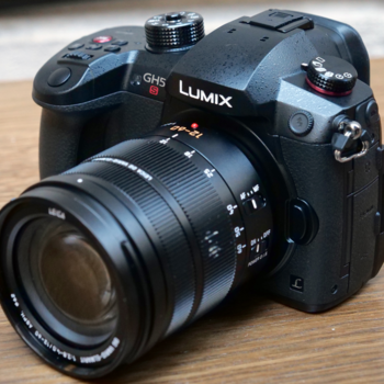 Rent 4K Panasonic Lumix GH5s  Mirrorless Micro Four Third Camera with Zhiyun v2 Gimble crane and Leica 12- 60mm (24 - 120mm 35mm equivalent) lens