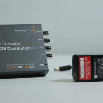 Rent Blackmagic MiniConverter SDI Distribution 4K