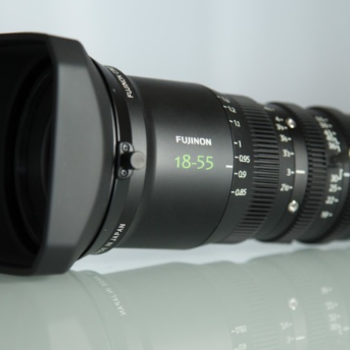Rent Fujinon 18-55mm T2.9 E-Mount