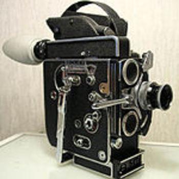 Rent Bolex H16 Reflex with 16:9 Frame