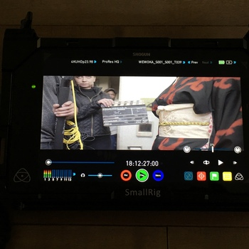 Rent Atomos Shogun (HDR Update) 4K HDMI & SDI Recorder 2x960GB SSD