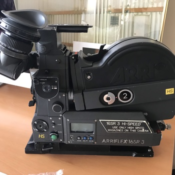 Rent ARRI Arriflex SR3  Advanced High Speed 16mm Camera