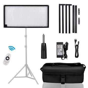 Rent 3 LED bi-color flex, light mat, lighting kit - Travel friendly, lightweight lighting package