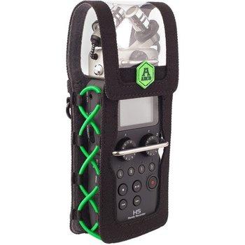 Rent Zoom H5 Recorder, Windscreen, Belt Pouch, Headphones