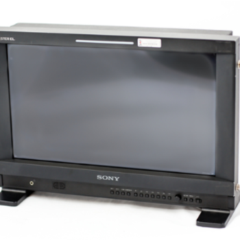 """Rent Sony OLED 17"""" Trimaster Monitor"""