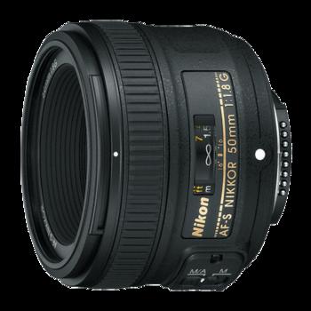 Rent AF-S NIKKOR 50mm f/1.8G