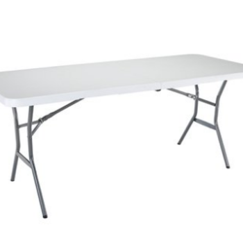 Rent 6' Folding Table