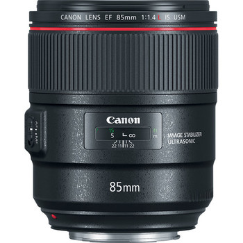 Rent L@@K! 85MM Canon 1.4 w Image stabilization!!!