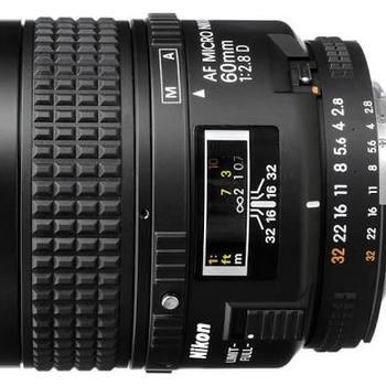 Rent Nikon Micro-Nikkor Macro Lens for Nikon F - 60mm - F/2.8