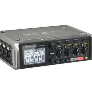 Rent Zoom F4 Multi-Track Field Recorder